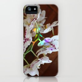 Orchid Love iPhone Case