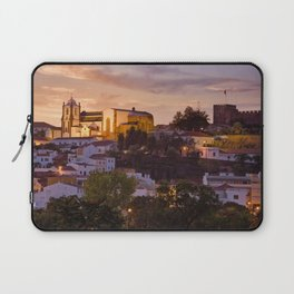 Portugal, Silves, town and castle Laptop Sleeve