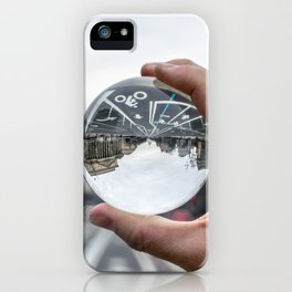 That Upside Down Feeling iPhone Case