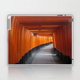 Fushimi Inari Laptop & iPad Skin