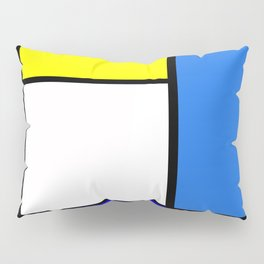 Mondrian New Pillow Sham