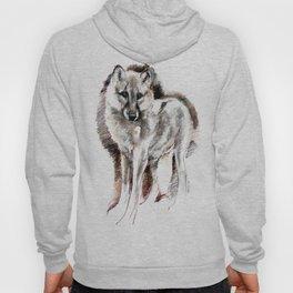 Totem Artic Wolf Hoody