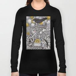 Roller Coaster Ride Long Sleeve T-shirt