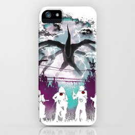 stranger thing - ghostbusters iPhone Case