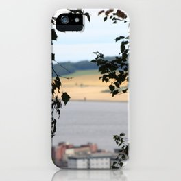 Through the Bushe iPhone Case