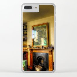 Builder`s merchants Clear iPhone Case