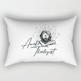 Awoke Theologist Rectangular Pillow