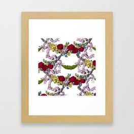 Corinthian Grapes 2 Framed Art Print