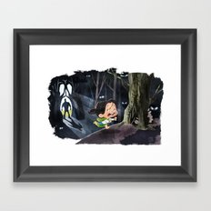 Snow White & The Huntsman Framed Art Print