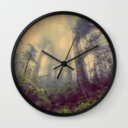 Surrender to the Wild Wall Clock