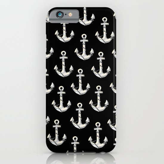Anchor Pattern iPhone & iPod Case