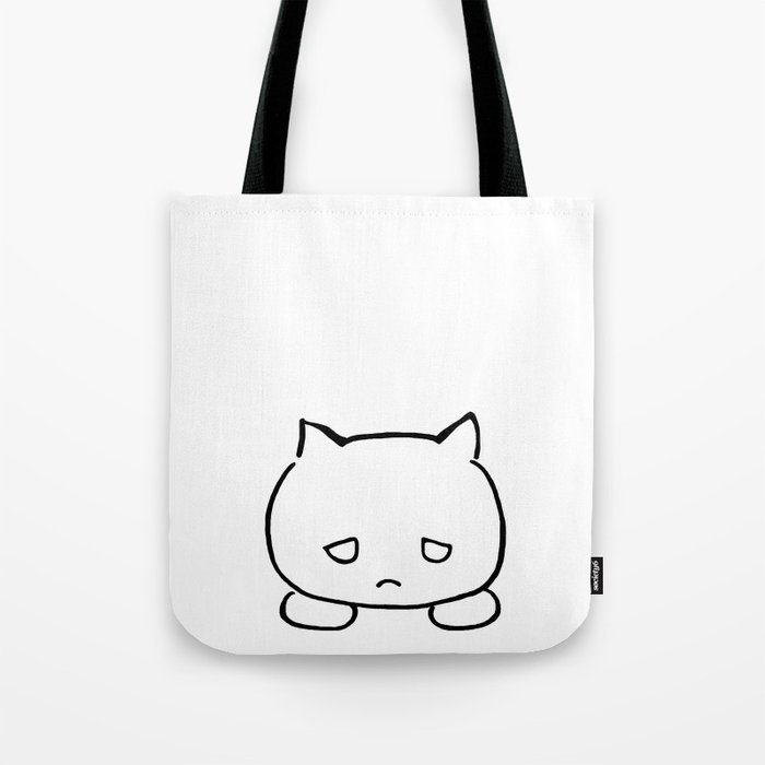 Emocat Tote Bag