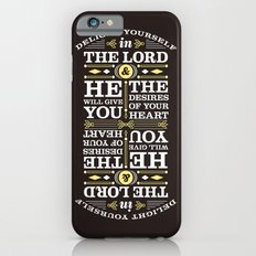 Psalm 37:4 Slim Case iPhone 6s