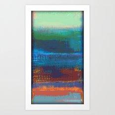 Digital Painting Art Print