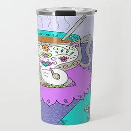 Beau~Tea~Ful Travel Mug