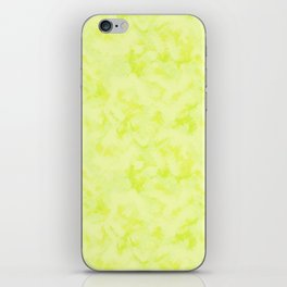 Abstract pattern . Lime . iPhone Skin