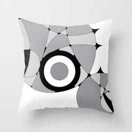 Tadpole Throw Pillow