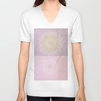morocco V-neck T-shirts featuring Morocco Pink by ZenzPhotography