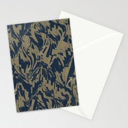 Abstract BG Stationery Cards