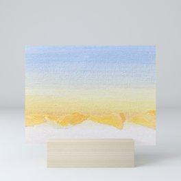 Sunset Ridge Mini Art Print