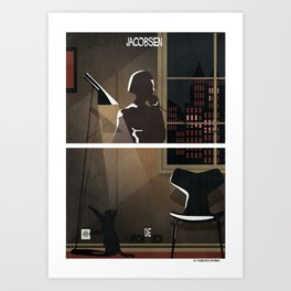 02_archidesign_jacobsen Art Print