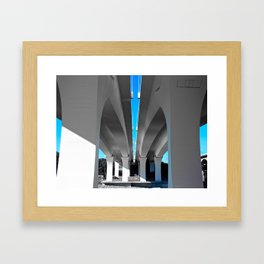 Optimistic 35W  Framed Art Print