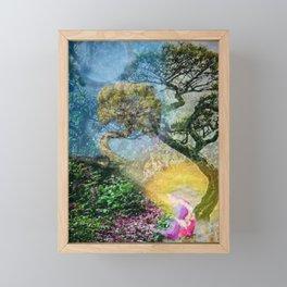 Forest Fantasy Framed Mini Art Print