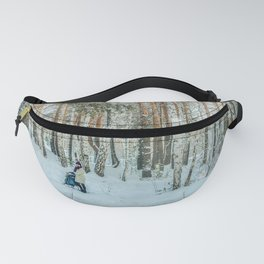 Snow white story Fanny Pack