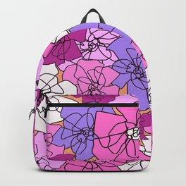 Summer Peony Garden Backpack