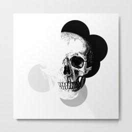 Creep Metal Print