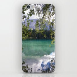 When Nature Sings Her Lullaby iPhone Skin