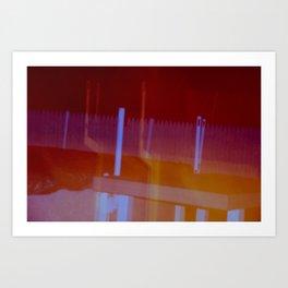 12 Art Print