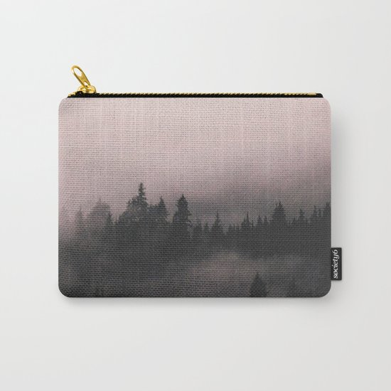 When the fog comes in Carry-All Pouch