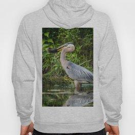 Heron's beakfast Hoody