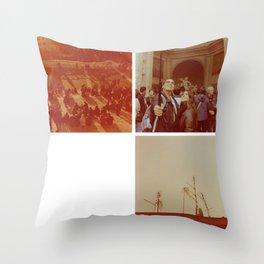 Rome I Throw Pillow