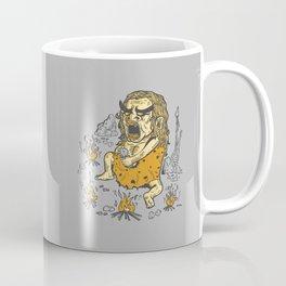 Prehistoric Pyromaniac Coffee Mug