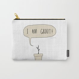 I AM GROOT Carry-All Pouch