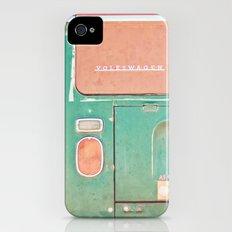Beach Wagon Slim Case iPhone (4, 4s)