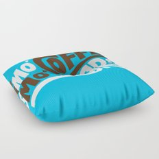 Mo' Coffee Mo' Progress Floor Pillow