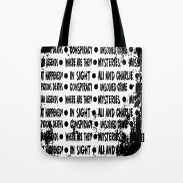 In Sight #2 Tote Bag