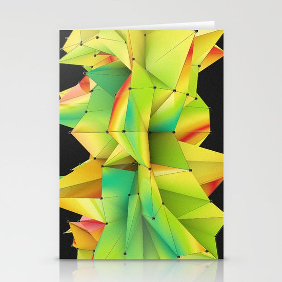 Mix Of Abstract Stationery Cards
