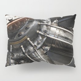 Airplane motor Pillow Sham