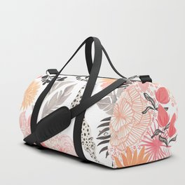 Stalking Leopard Duffle Bag