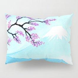 A Single Branch Pillow Sham