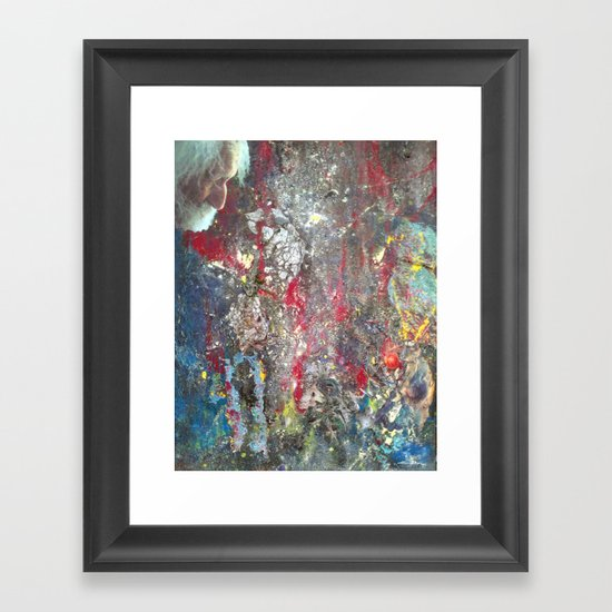 Austere Framed Art Print