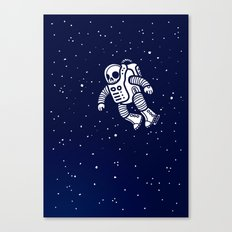 Calling Captain Calavera Canvas Print