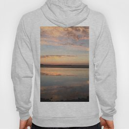Tillamook Bay, Oregon Sunset Hoody