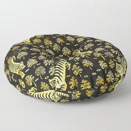 Tiger jungle animal pattern Floor Pillow