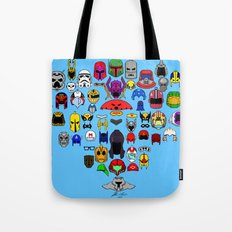 Headgear V2 Tote Bag
