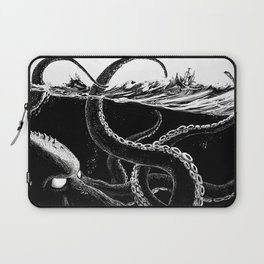 Kraken Rules the Sea Laptop Sleeve